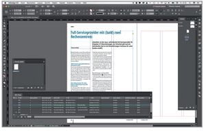 Automatisiertes Layout in InDesign